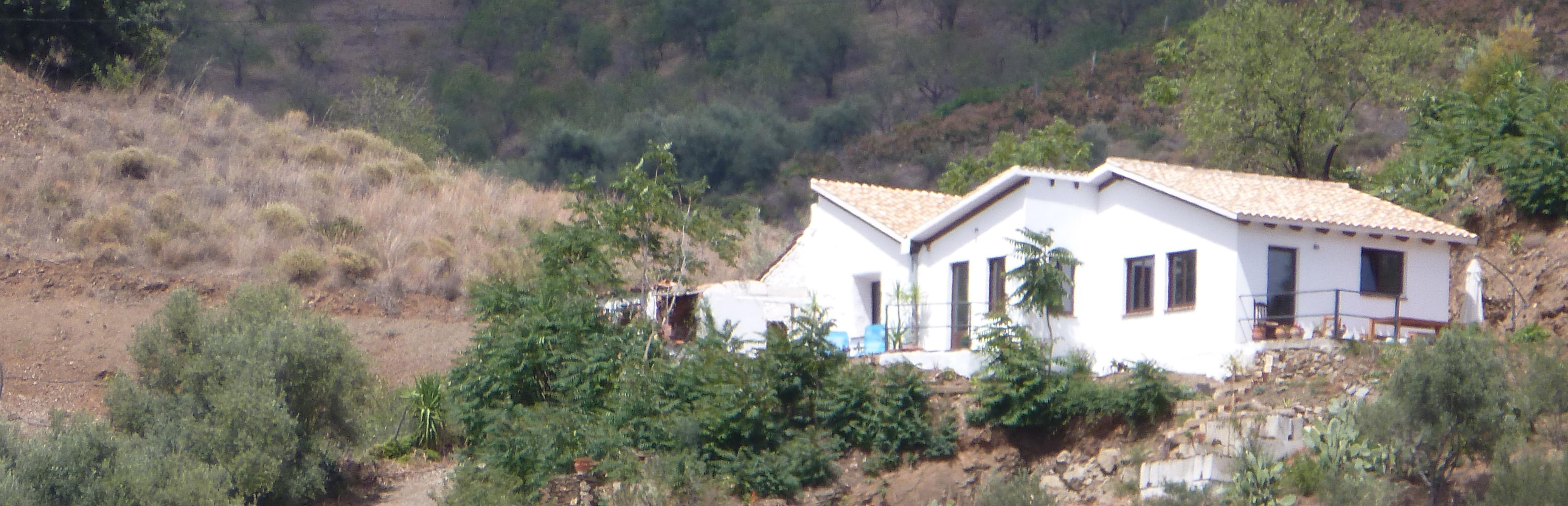 Blick vom anderen Hügel