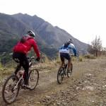 Radtour in der Sierra Tejeda
